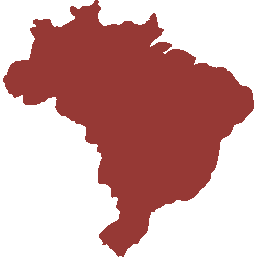 Permite receber exames de todo o Brasil.